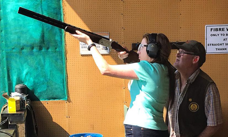 clay pigeon shooting - events